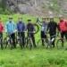 Klimmen tijdens Bergsportkamp