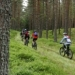 Mountainbiken in Brabant