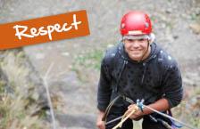 Schoolreis Ardennen thema Respect