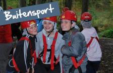 Werkweek Ardennen thema Buitensport