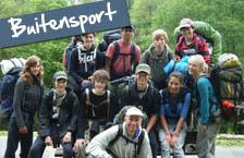 Trektocht Ardennen thema Buitensport