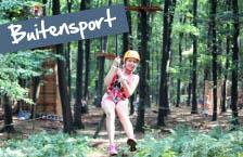 Survivaldag thema Buitensport