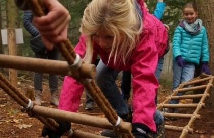 Schoolreis - de Eco Challenge